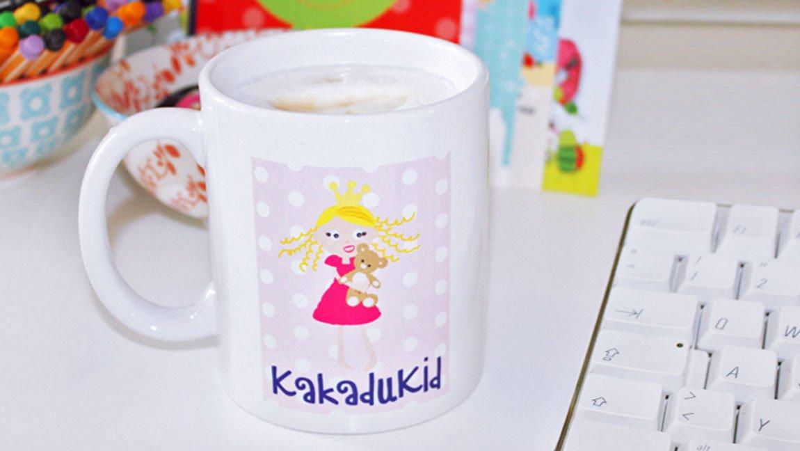 Prinzessinnen Tasse