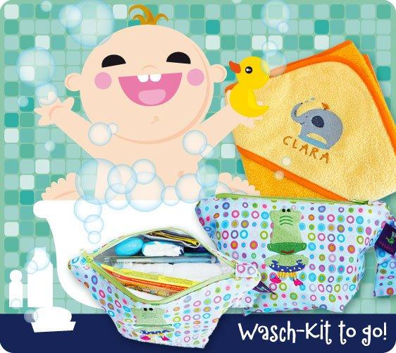 KakaduKid Wasch-Kit
