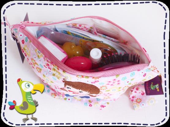 KakaduKid Beispiel Wasch-Kit für Girls