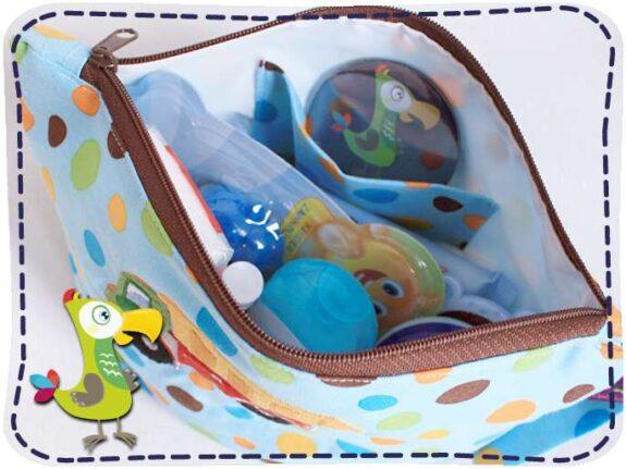 KakaduKid Beispiel Wasch-Kit für Jungs