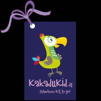 KakaduKid Etikett Schwimm-Kit