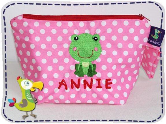 KakaduKid Tasche Frosch Annie