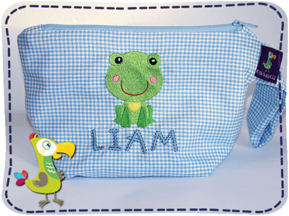 KakaduKid Tasche Frosch Liam