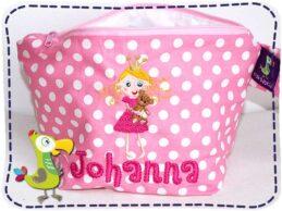 KakaduKid Tasche Prinzessin Johanna