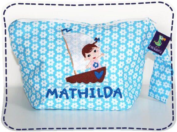KakaduKid Tasche Segelgirl Mathilda