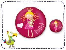 KakaduKid Prinzessin Button und Spiegelset