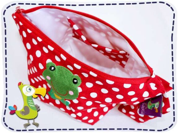 KakaduKid Frosch Tasche