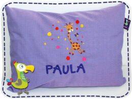 KakaduKid Kissen Giraffe Paula