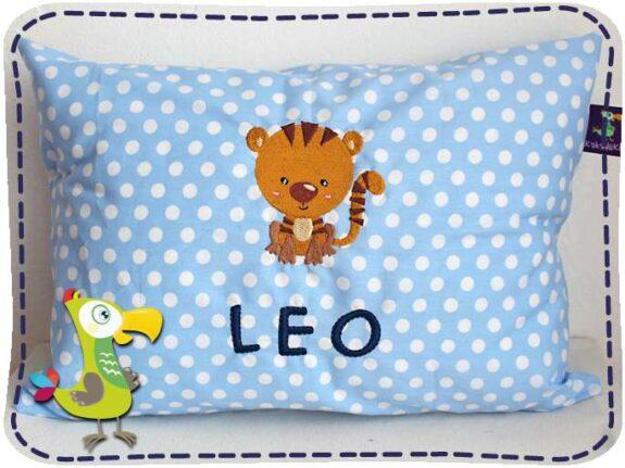 KakaduKid Kissen Tiger Leo