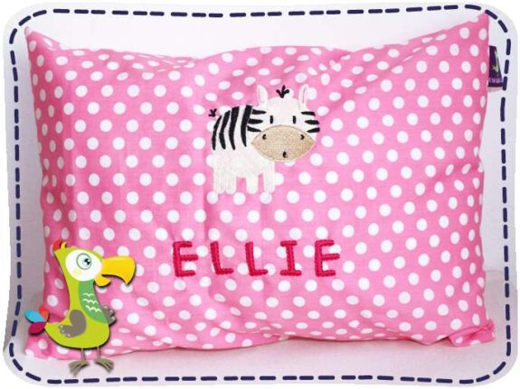 KakaduKid Kissen Zebra Ellie