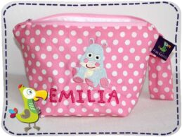 KakaduKid Tasche Baby Nilpferd Emilia