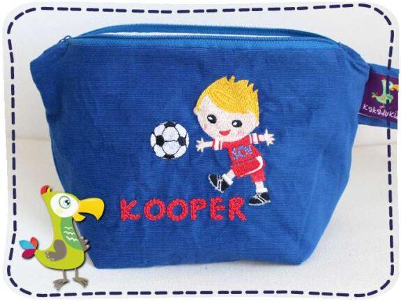 KakaduKid Tasche Fußballer Kooper