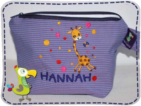 KakaduKid Tasche Giraffe Hannah