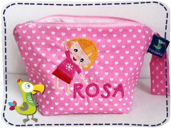 KakaduKid Tasche Girl Rosa