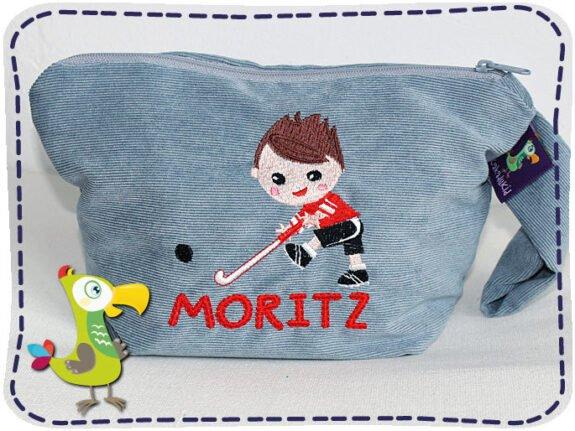 KakaduKid Tasche Hockey-Boy Moritz