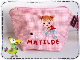 KakaduKid Tasche Hockey-Girl Matilde