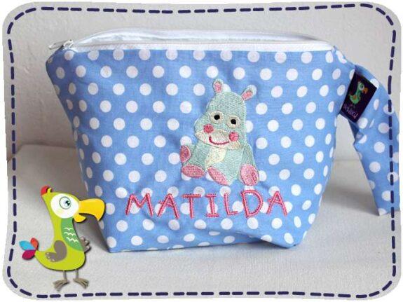 KakaduKid Tasche Nilpferdbaby Matilda