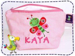 KakaduKid Tasche Schmetterling Kaya