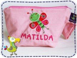 KakaduKid Tasche Schmetterling Matilda