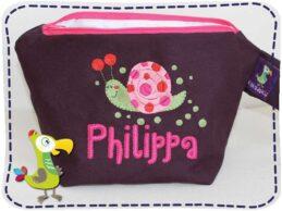 KakaduKid Tasche Schnecke Philippa