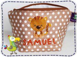 KakaduKid Tasche Tiger Samuel