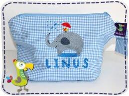 KakaduKid Tasche Vogel Linus