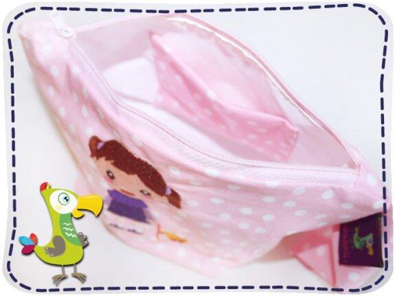 KakaduKid Girl mit Ente Innen