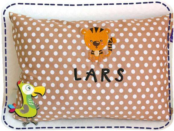 KakaduKid Tiger Kissen