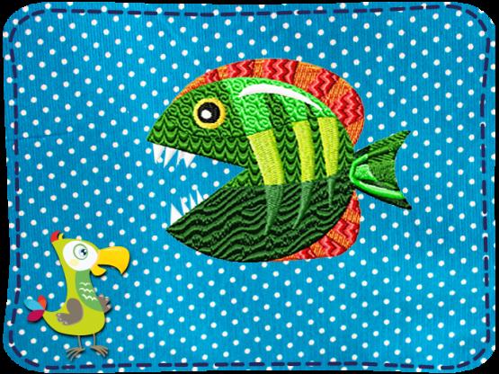 KakaduKid Piranha