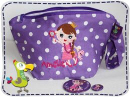 KakaduKid Prinzessin Tasche