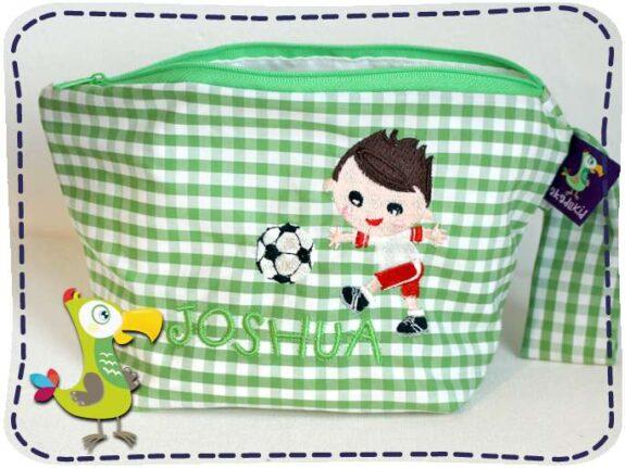 KakaduKid Fußballer Tasche Joshua