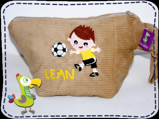KakaduKid Fußballer Tasche Lean