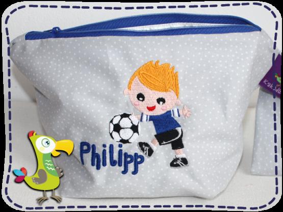 KakaduKid Fußballer Tasche Philipp