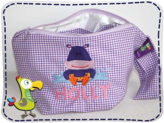 KakaduKid Nilpferd Tasche
