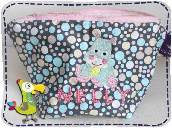 KakaduKid Babynilpferd Tasche