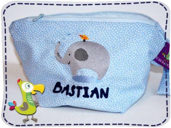 KakaduKid Vogel und Elefant Bastian
