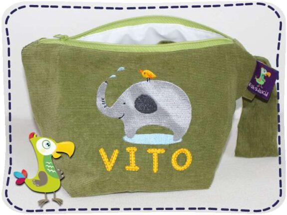 KakaduKid Vogel und Elefant Vito