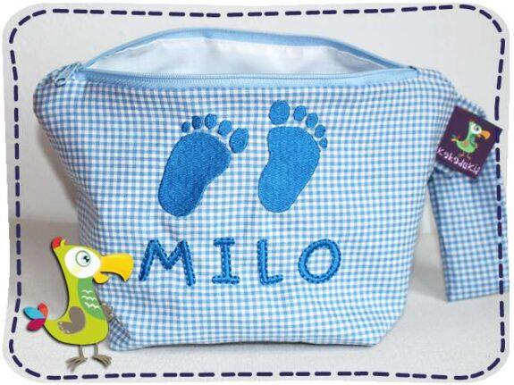 KakaduKid Babyfüßchen Tasche Milo