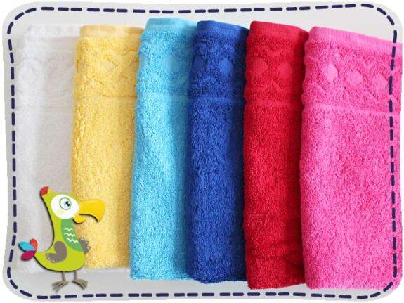 KakaduKid Handtuch Farbauswahl