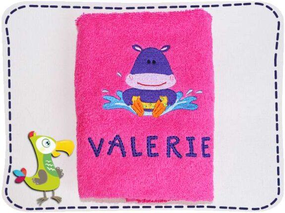 KakaduKid Handtuch Valerie