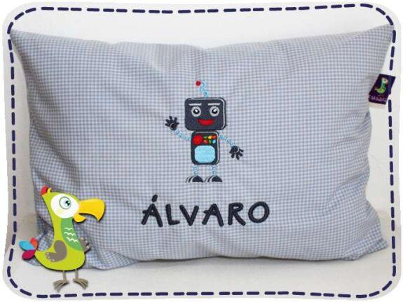 KakaduKid Kissen Roboter Alvaro
