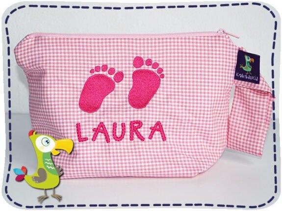 KakaduKid Tasche Babyfüßchen Laura