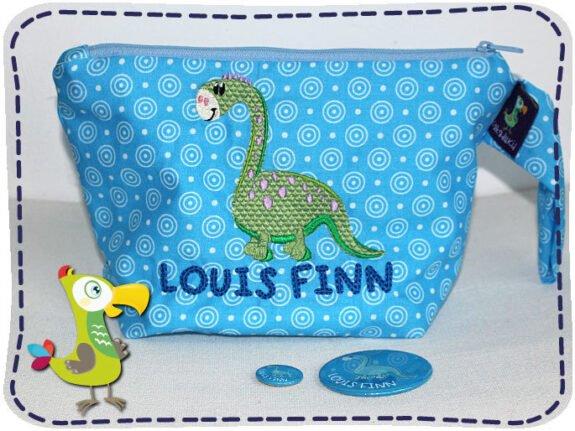 KakaduKid Tasche Dino Louis Finn