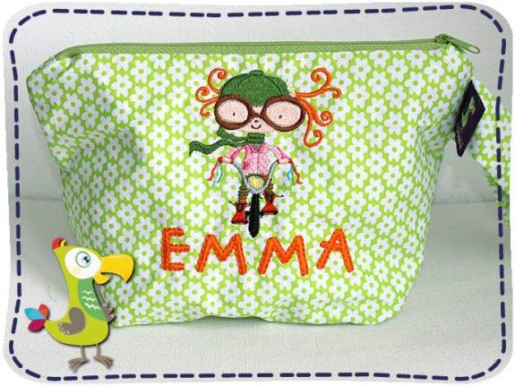 KakaduKid Tasche Fahrradgirl Emma