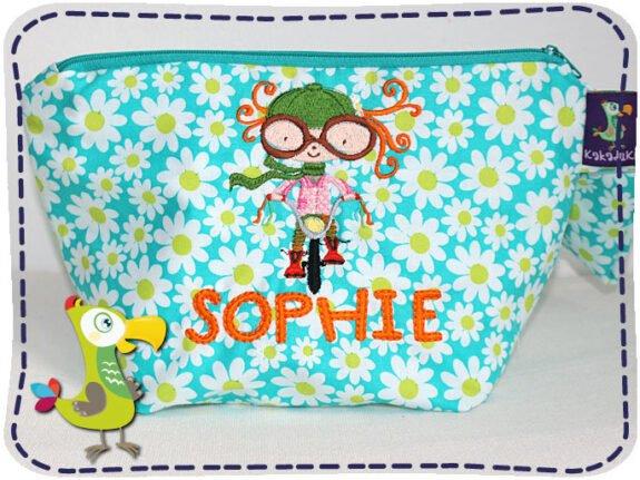 KakaduKid Tasche Fahrradgirl Sophie