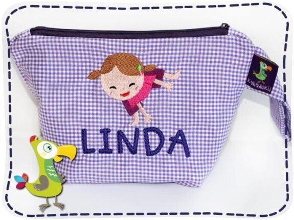 KakaduKid Tasche Hüepf-Girl Linda