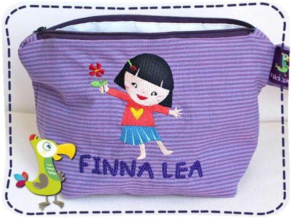 KakaduKid Tasche Japan-Girl Finna