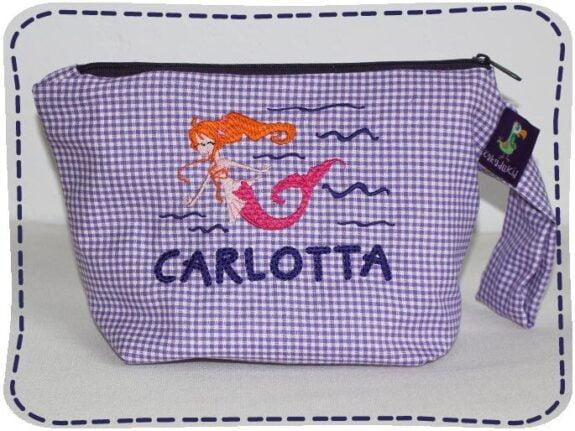 KakaduKid Tasche Meer-Girl Carlotta