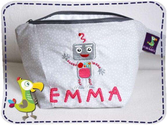 KakaduKid Tasche Roboter Emma