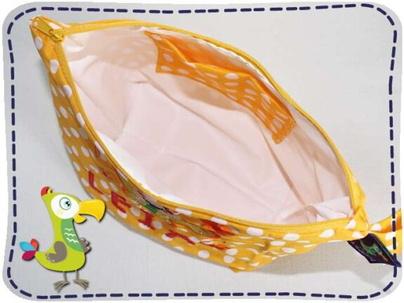 KakaduKid Tasche lustiger Schmetterling Innen